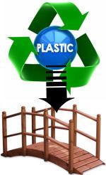 Plastic-to-Wood